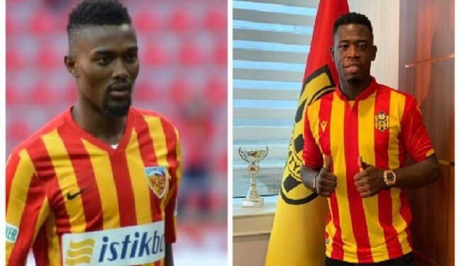 Acquah's side Yeni Malatyaspor finished 16th out of the 18 teams