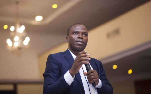 Executive Director of Media Foundation for West Africa, Sulemana Braimah