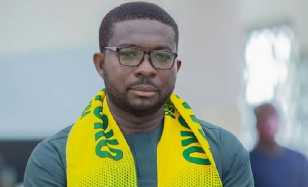Unhappy' Nana Yaw Amponsah to resign as Kotoko CEO after just one month? -  The Independent Ghana