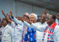 Some key Members of New Patriotic Party (NPP)
