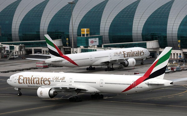 The returnees will be airlifted by an Emirates flight