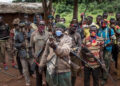 Eric Danboy Bagale (not pictured) is accused of leading the anti-Balaka militias