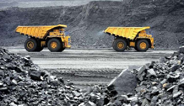 File photo [A mining site]