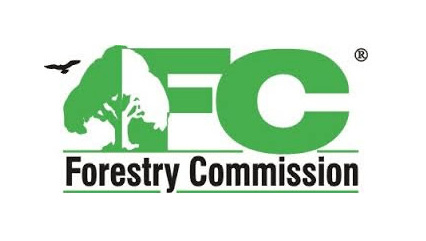 Logo of the Forestry Commission