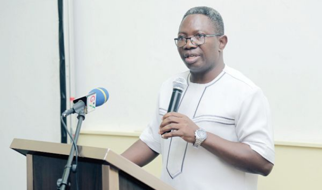 Director-General of the Ghana AIDS Commission, Mr Kyeremeh Atuahene