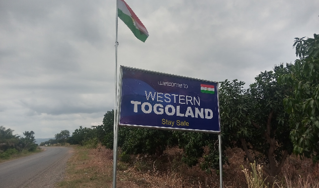Western Togoland secessionist group blocks roads in Volta Region
