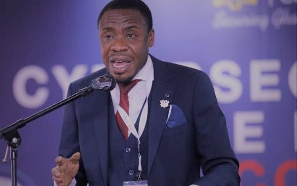 Dr Dacosta Aboagye, Chairman of Risk Communication and Social Mobilisation Committee for Ghana's COV