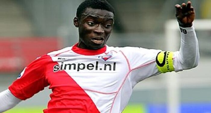 Ghanaian player, Nana Asare
