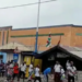Chaos at Odododiodio as NPP and NDC supporters fight