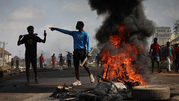 Some #EndSARS protesters have been killed