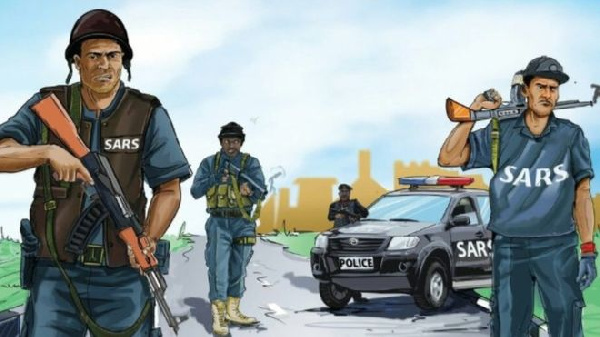 The Special Anti-Robbery Squad was accused of brutality