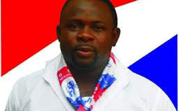 The late NPP Youth Organizer for Odododiodio Constituency, William Walters Nii Ofei Bruce Tagoe