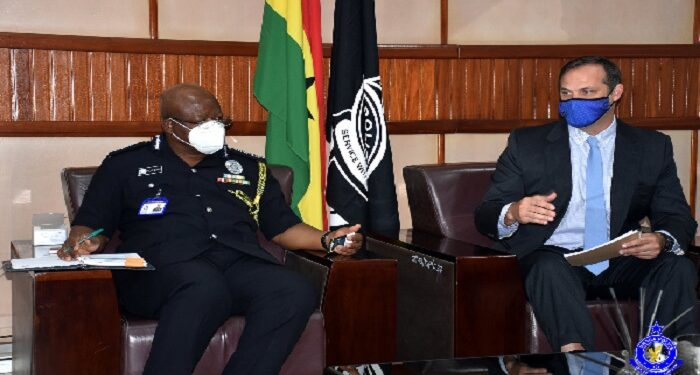 US delegation calls on IGP to discuss election-related security