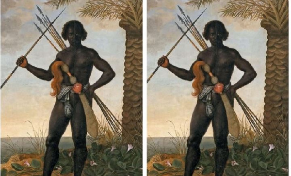 Zumba, as king of Quilombo in the 1670s, led the attacks against enslavers