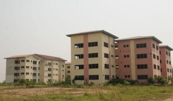A photo of a commissioned Affordable Housing Project