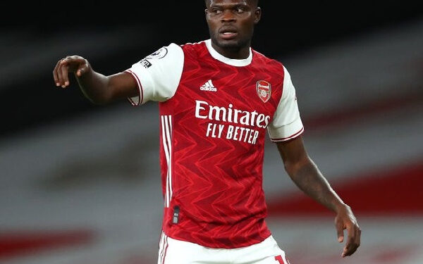 Arsenal star, Thomas Partey