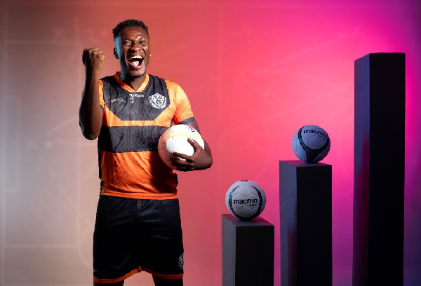 Asamoah Gyan officially a Legon Cities player - The Independent Ghana