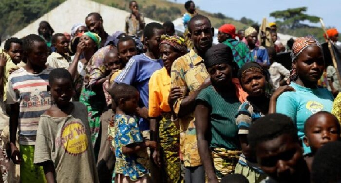 More than 150,000 Burundians fled the deadly political turmoil in 2015