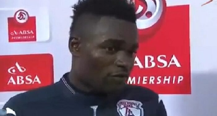 Ghanaian player, Mohammed Anas