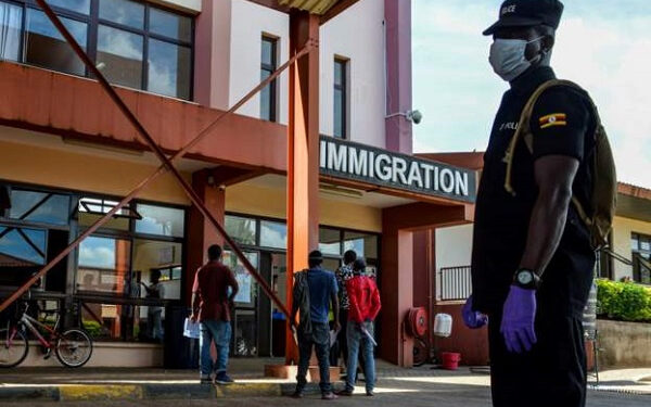 Most Africans have been caught migrating illegally to Europe