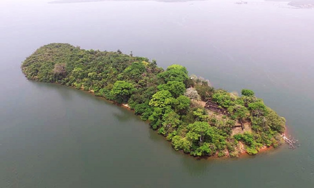 Bunce Island in Sierra Leone is one of the slave ports that carry so much history about the transatlantic slave trade. Photo: Visit Sierra Leone