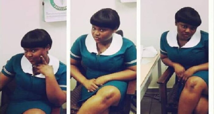 Suuk Mouricia is a 29-year-old nurse at Tamale