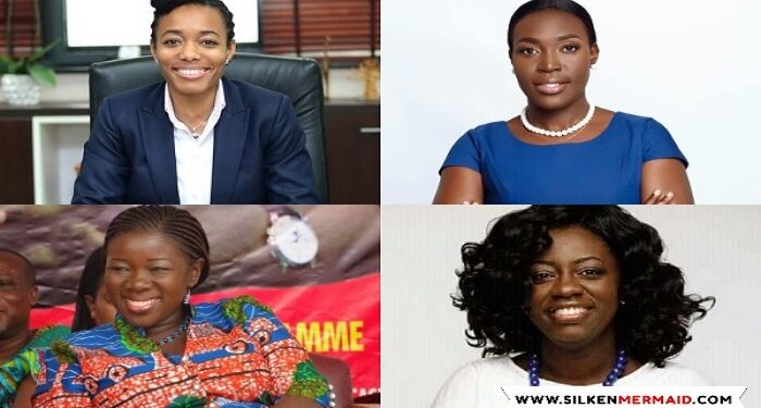 Four of the MPs-elect are daughters of renowned politicians