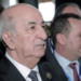 President Abdelmadjid Tebboune left for Germany for treatment at the end of October