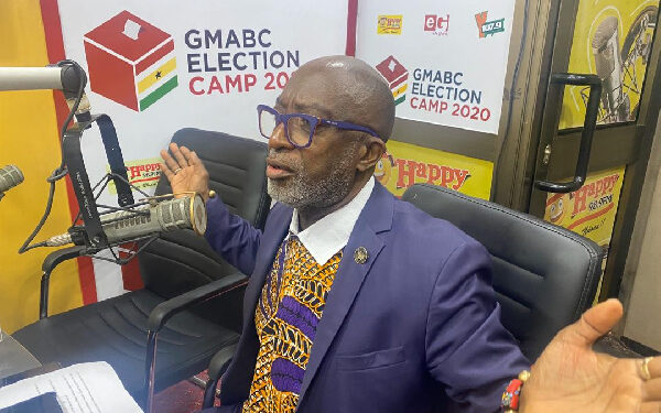 Yofi Grant, CEO of Ghana Investment Promotion Centre