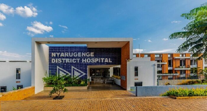 The newly completed Nyarugenge District Hospital in Kigali,   CYRIL NDEGEYA   NATION MEDIA GROUP