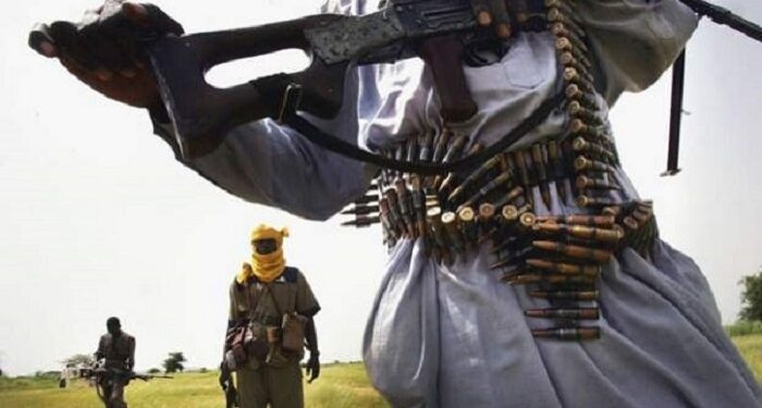 There were no injuries or damage in the attempted attack on West Darfur