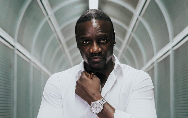 Akon has energy and real estate interests on the continent