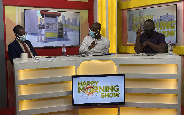 Editor of the Informer Newspaper, Andy Kankam spoke as a guest on the show