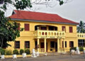File- The Manhyia Palace Museum in Kumasi