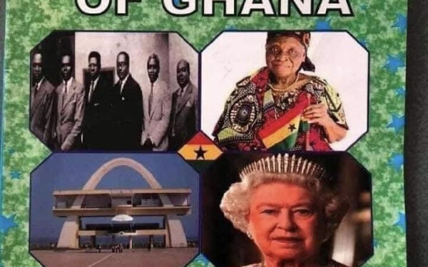 History of Ghana textbook