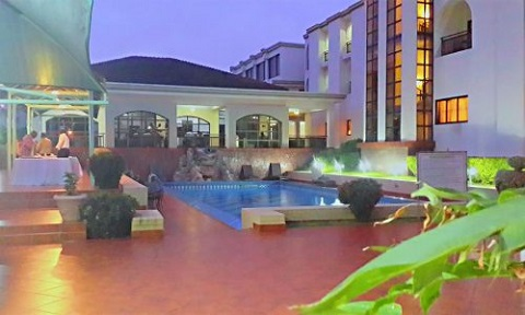 Hotel rooms in Accra are mostly patronized by foreigners, the Manager of the Accra City has said