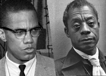 James Baldwin and Malcom X
