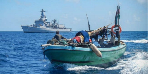 More kidnappings took place in the Gulf of Guinea in the first two months of 2021