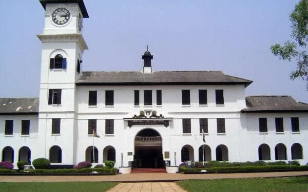 Premises of the Achimota School