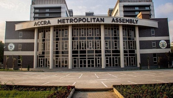 The Accra Metropolitan Assembly (AMA)