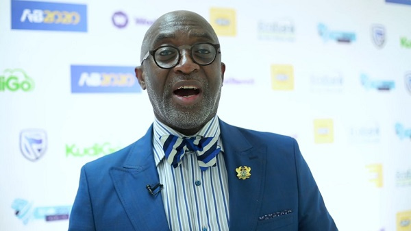 Yofi Grant, CEO of the Ghana Investment Promotion Centre (GIPC)
