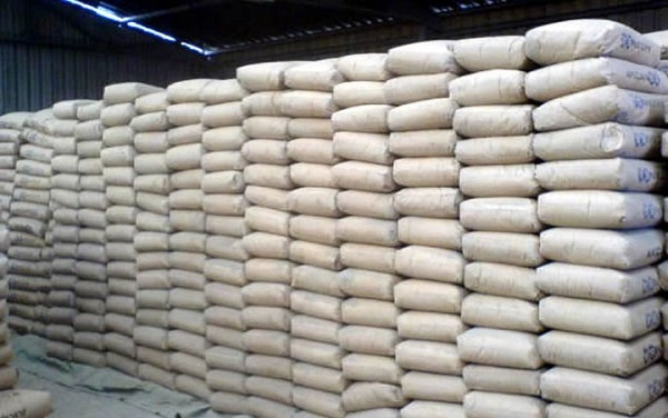 According to a survey by GNA, a bag of cement is now GHC45 compared to that of last year's GHC38