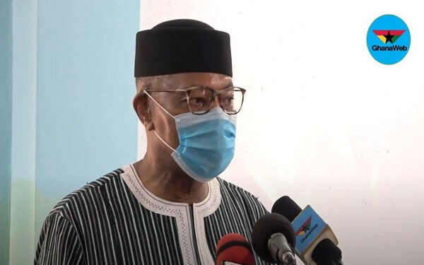 Dr Mohammed Ibn Chambas, Former Head, UNOWAS