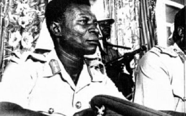 General Kotoka was killed in the abortive coup of 1967