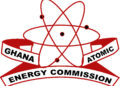 Logo of Ghana Atomic Energy Commission