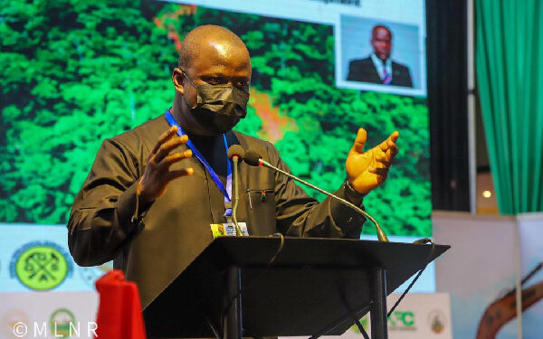 Minister of Lands and Natural Resources, Samuel Abdulai Jinapor