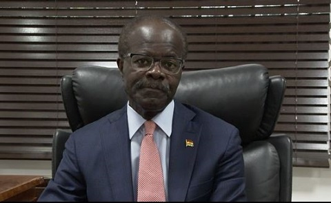 Nduom served as Minister of Energy and Public Sector Reforms under the Kufuor government