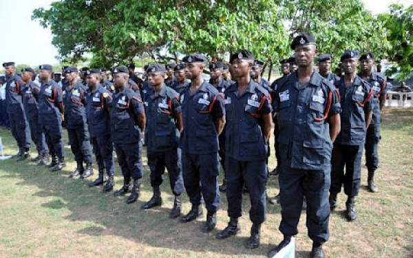 Recruitment into the security agencies has not been halted