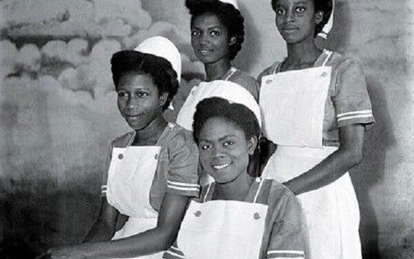 The development of nursing gradually began to shift after independence in 1957