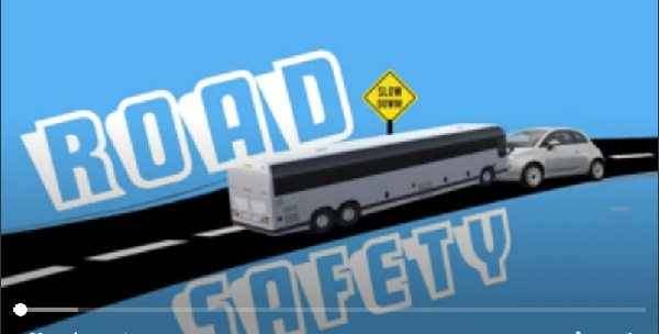 A total of 5,476 road accidents were reported between January to April 2021